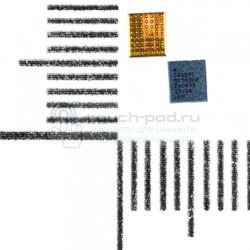 Charger Control IC USB совместим с iPhone 8/8 Plus/X 56pin (1612A1) orig Factory